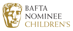 BAFTA Nominee Children's logo
